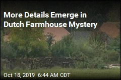 Father Arrested in Dutch Farmhouse Mystery