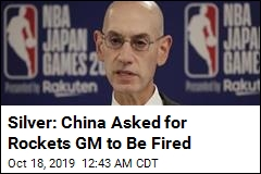 Silver: China Asked for Rockets GM to Be Fired