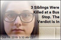 3 Siblings Were Killed at a Bus Stop. The Verdict Is In