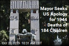 Mayor Seeks US Apology for 1944 Deaths of 184 Children