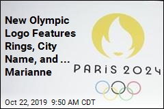 New Olympic Logo Features Rings, City Name, and ... Marianne