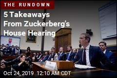 5 Takeaways From Zuckerberg's House Hearing
