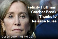 Felicity Huffman Out on Day 11 of 14-Day Sentence