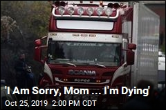 Family Fears Woman's Final Text Came From UK Truck