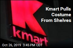 Kmart Apologizes for Child 'Bride Costume'