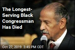 The Longest- Serving Black Congressman in America Has Died