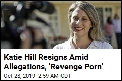 Rep. Katie Hill Resigns 'With a Broken Heart'