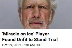 Sad Turn for Arrested 'Miracle on Ice' Player