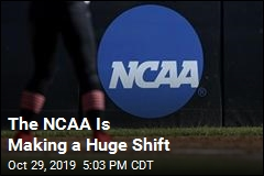 The NCAA Is Making a Huge Shift