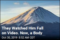 They Watched Him Fall on Video. Now, a Body