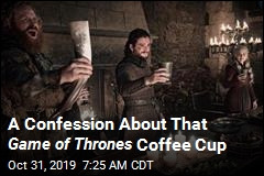 Game of Thrones ' Coffee Culprit Wasn't Who You Thought