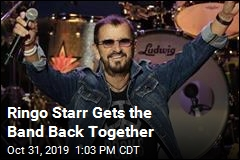 Ringo Starr Gets the Band Back Together