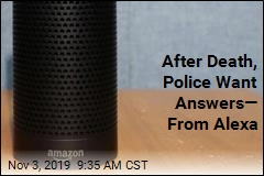 After Fatal Fight, Police Ask Alexa for Answers