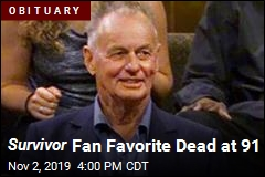 Survivor Fan Favorite Dead at 91