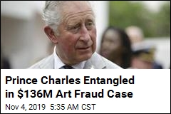 Prince Charles Entangled in $136M Art Scandal