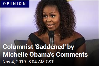 Columnist Has a 'Wish' for Michelle Obama