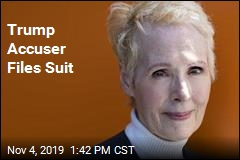 Trump Accuser Files Suit