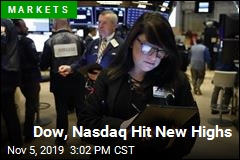 Dow, Nasdaq Hit New Highs