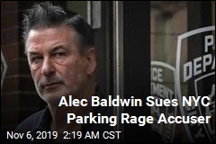 Alec Baldwin Sues Man Who Accused Him of Parking Rage