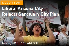 Liberal Arizona City Rejects Sanctuary City Plan