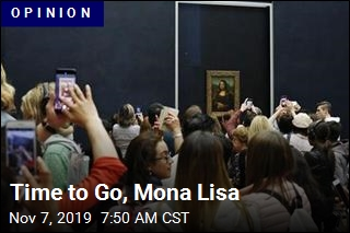 Please, Move the Mona Lisa