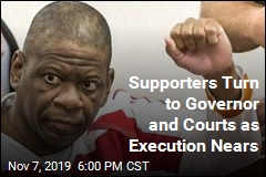 Supporters Turn to Governor and Courts as Execution Nears