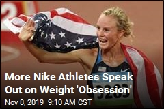 More Nike Athletes Speak Out on Weight 'Obsession'