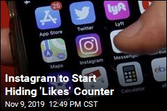 Instagram to Start Hiding 'Likes' Counter
