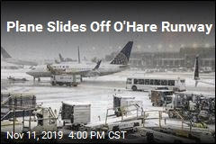 Cancellations, Slippery Runway Affect O'Hare