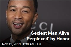 Sexiest Man Alive Is a 'Little Scared'