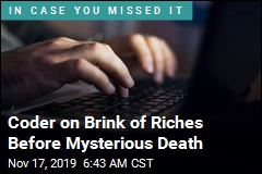 Coder Was on Brink of Riches Before Death