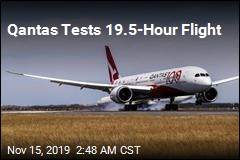 Qantas Tests 19.5-Hour Flight
