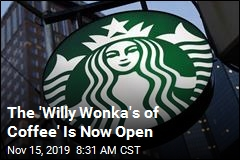 World's Largest Starbucks Opens