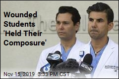Wounded Students 'Held Their Composure'