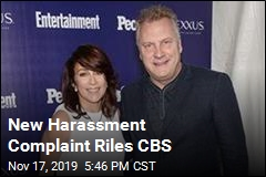New Harassment Complaint Riles CBS