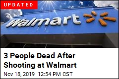 3 People Dead After Shooting at Walmart