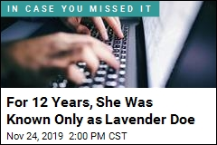 The Internet Named Her, Then Solved Her Mystery