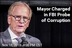 Mayor Charged in FBI Probe of Corruption