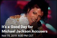 Michael Jackson Accusers May Be Able to Sue After All