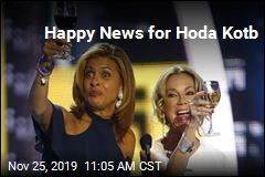 Hoda Is Getting Hitched