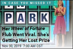 One Word Cost Her a Wheel of Fortune Prize. She's Getting It Anyway
