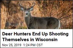 Deer Hunters End Up Shooting Themselves in Wisconsin