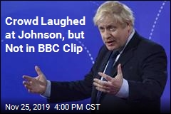 BBC Concedes Mistake in Cutting Laughter at PM