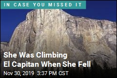 Free Solo Star Helps Save El Capitan Climber