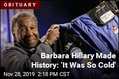Barbara Hillary Reached Poles in Historic First