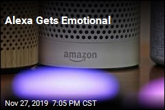 Alexa Gets Emotional