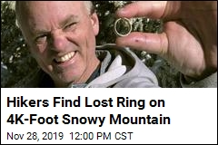 Man Issues Plea: Please Find My Ring on 4K-Foot Mountain