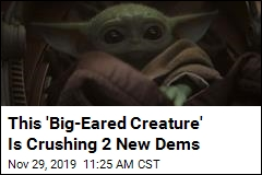 #BabyYoda2020? He's Got More Buzz Than Some Dems