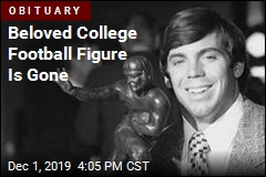 Beloved College Football Figure Is Gone