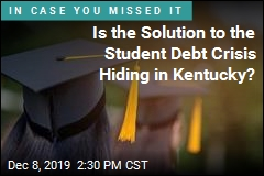 Is the Solution to the Student Debt Crisis Hiding in Kentucky?